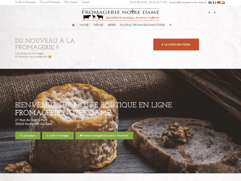 FROMAGERIE NOTRE DAME
